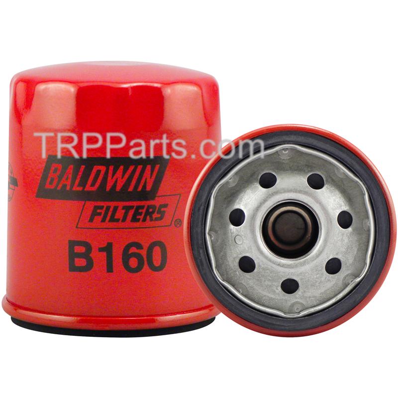 OIL FILTER - FULL FLOW SPIN ON - MM22-1 50