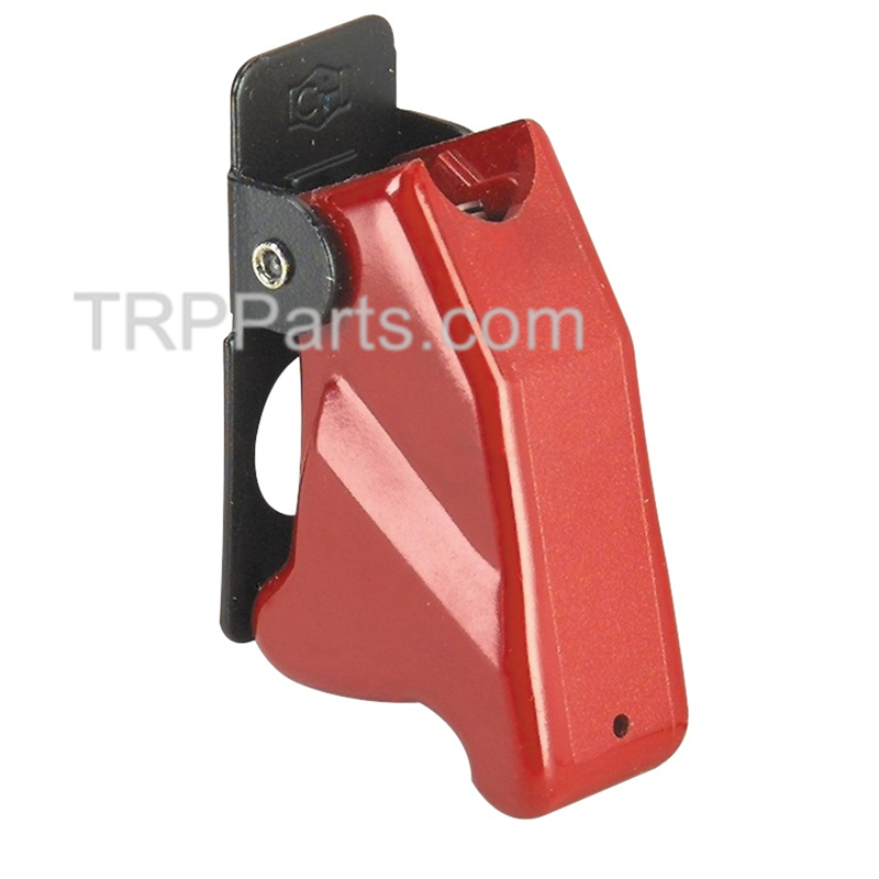 Toggle Switch Cover >> Toggle Switch Cover Keyway Tab Opposite Hinged End