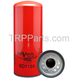 OIL FILTER - DUAL FLOW SPIN ON - M95-2.50