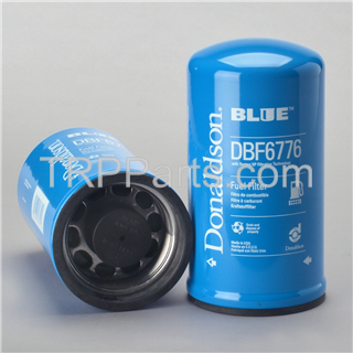 SECONDARY FUEL FILTER - SPIN ON