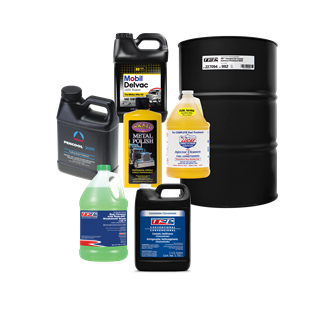 Fluids, Lubricants & Chemicals